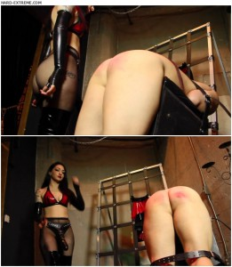 Release 05.04.2016 – CybillTroy – Spanked Like A Bitch – belting, humiliation, strapon, pegging, depfile