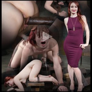 Release 17.04.2016 – Stunning starlet Violet Monroe restrained doggy style and dicked down into a drooling mess – HD, extreme, hard, depfile