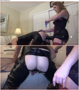 Release 06.04.2016 – Mistress T – Huge Strap On Ass To Mouth – big dildo, anal play, dildo, pegging, depfile