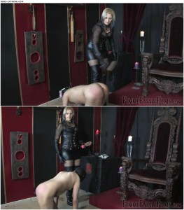 Release 04.04.2016 – FemmeFataleFilms – Mistress Johanna – Pet Slave – boot worship, boots, gloves, leather, depfile