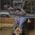 Release 04.04.2016 – Illustrious Rouge is Welcomed Back with a Tight Crotchrope and a Hooded Hogtie – Part 1-4 – HD, bondage, pain, extreme, depfile