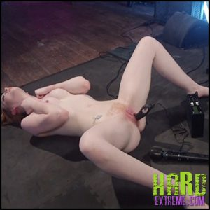 Release 14.05.2016 – Horny Newbie Katie Kiss Begs for Lesbian Electrosex – HD, Kinky porn, extreme, hardcore, depfile