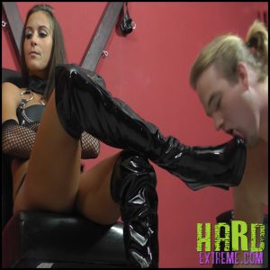 Release 19.05.2016 – Cruel Amazons – Lick it clean – HD, boot worship, cruel amazons, depfile