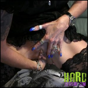 Release 29.05.2016 – ANAL Fist and pissed about with lady-isabell – Full HD-1080p, sex fisting, free fisting, pussy fisting