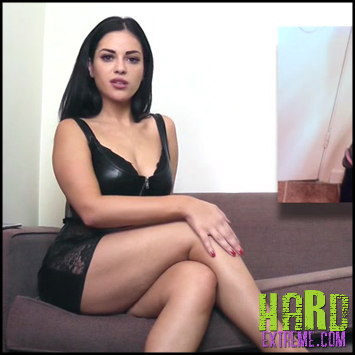 Porn star interview double penetration