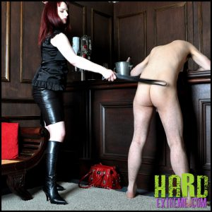 Release 18.05.2016 – FemmeFataleFilms – Rebekka Raynor – Belittled In The Bar Part 1-2 – HD, humiliation, leather, leather boots, depfile