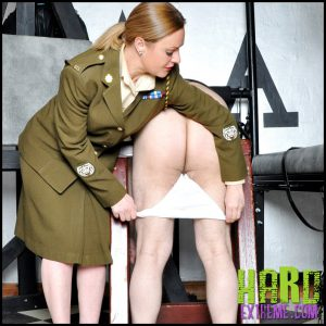Release 12.05.2016 – FemmeFataleFilms – Mistress Athena – Beaten Part 1 – HD, judicial punishment, uniform, depfile