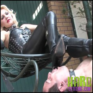Release 12.05.2016 – SADO LADIES – Mistress Akella – Back From The Party – HD, BOOT FETISH, LEATHER, depfile