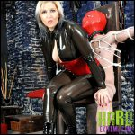 Release 18.05.2016 – FemmeFataleFilms – Mistress Johanna – Roped In Complete – HD, nipple torment, pinwheel, rubber, depfile