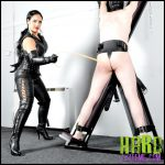 Release 20.05.2016 – FemmeFataleFilms – Mistress Ezada Sinn – The Prisoner Complete – HD, face slapping, gloves, humiliation, depfile
