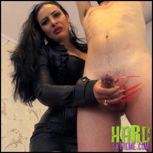 Release 05.05.2016 – Mistress Ezada Sinn – Rock hard for My XXXLong stiletto nails – Full HD-1080p, ORGASM CONTROL, DEPFILE
