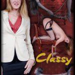 Release 05.05.2016 – Classy – Ashley Lane – HD, Hitachi, Hogtie, Orgasm, Depfile