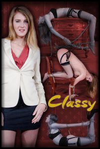 Release 05.05.2016 – Classy – Ashley Lane – HD, Hitachi, Hogtie, Orgasm, Depfile