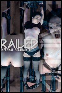 Release 04.06.2016 – Railed – Yhivi – HD, bdsm porn, bdsm sex, free bdsm