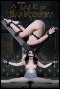 Release 20.06.2016 – A Tale of Two Riggers – Endza Adair, Goldie Rush – HD, bondage, bdsm videos, bdsm slave, bdsm stories