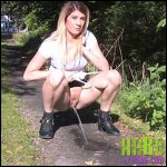 Release 01.06.2016 – Ashleigh McKenzie – HD, outdoor, pee, Peeing