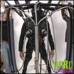 Release 25.06.2016 – Jg Leathers Creature Re Edited (R550) Seriousmalebondage – HD, bondage, E-Stim, gas-mask, JG-Leathers