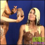 Release 27.06.2016 – Karen Sploshes Jess (mav947c) Messyangel – HD, Chocolate, Jess, messy