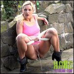 Release 06.06.2016 – Old Stone Wall – Full HD-1080p, got2pee, outdoor, pee