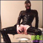 Release 28.06.2016 – Rubber Dildo Fun – Anna Rose AlterPic – HD, bondage, Dildo, latex, Rubber