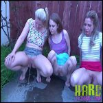 Release 16.06.2016 – Three Way Pissing Contest – HD, fun piss, outdoor, pee, Peeing