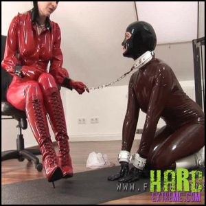 Release 30.07.2016 – The Leather-Bodybag – Lady Seraphina And Mercedes Part Two. Freaksinside.com – HD, bondage, fetish, latex, Mercedes, Rubber