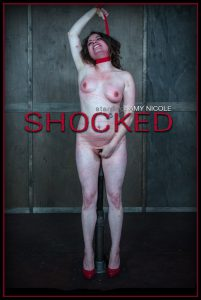Release 20.07.2016 – Shocked – Amy Nicole – HD, bdsm video, bondage, bdsm videos, bdsm slave, bdsm stories