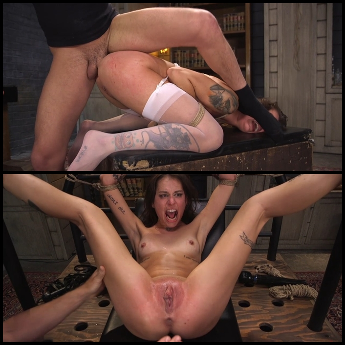 Release 10072016  The Punishment Game With Kacie Castle  Hd, Bdsm -5076