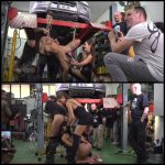 Release 17.06.2016 – Fuck Doll Gets Serviced at Filthy Auto Shop – HD, bdsm videos, bdsm video, bdsm movies, bdsm sex