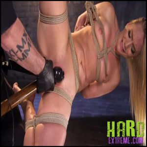 Release 09.07.2016 – AJ Applegate Submits To Grueling Bondage and Torment – The Pope and AJ Applegate. HogTied – HD, humiliation, torture