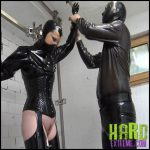 Release 16.07.2016 – Bondage Ballet – Anna Rose and Das Creep Part 1. AlterPic – HD, Das Creep, Double Dildo, latex, Latex Mask