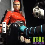 Release 18.07.2016 – Burqa – Anna Rose and Mistress P Part 1. AlterPic – HD, ballet boots, bondage, Burqa, latex