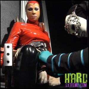 Release 18.07.2016 – Burqa – Anna Rose and Mistress P Part 1. AlterPic – HD, ballet boots, bondage, Burqa, latex