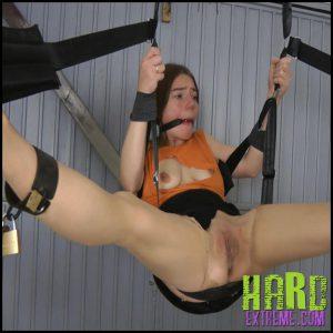 Release 01.07.2016 – Karina – Clit Power Vibrator Amateure-Xtreme – HD, bondage, humiliation, torment, vibrator