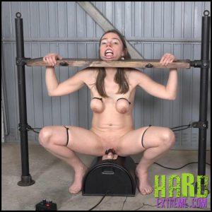Release 04.07.2016 – Karina – Labia Energized. Amateure-Xtreme – Full HD-1080p, bondage, humiliation, torment
