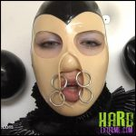 Release 20.07.2016 – Pussy Face Bag – Anna Rose and Cynth Icorn Part1. AlterPic – HD, erotic, latex, Latex Mask, Pussy Mask