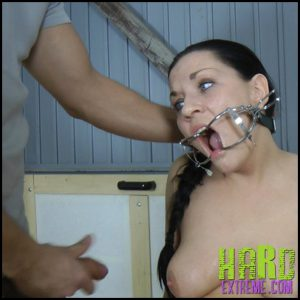 Release 08.07.2016 – Sperm in mouth. Amateure-Xtreme – Full HD-1080p, cum, humiliation, tied, torture