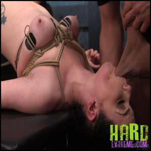 Release 10.07.2016 – Veruca James' Anal Submission – Veruca James and Xander Corvus. TheTrainingOfO – HD, Anal, Deep Throating, rope bondage