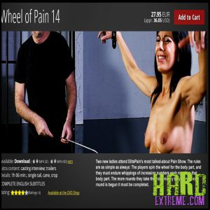 Release 06.07.2016 – WHEEL OF PAIN 14 – Full HD-1080p, bdsm porn, bdsm sex, free bdsm