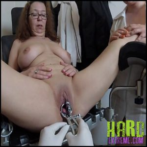 Release 06.07.2016 – Fisting treatment in the sex clinic – Full HD-1080p, extreme fisting, lesbian pussy fisting
