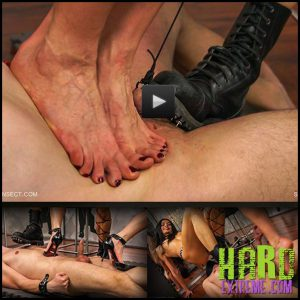 Release August 27, 2016 – Queensect – SPIKE GIRLS – Full HD-1080p, queensect.com, high heels, cbt, ballbusting
