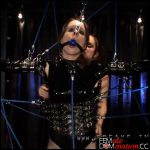 Release 12.08.2016 – Blue Elastic Ropes – Mercedes And Denise Part Two. Freaksinside.com  – HD, latex, Mercedes, Rubber