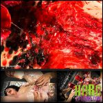 Release 12.08.2016 – Queensnake – WAXED – Full HD-1080p, queensnake.com, Jade, Tanita, hot-wax, candles, burning, stuffing