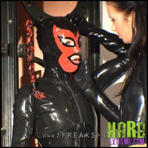 Release 14.08.2016 – Big Black Balls – Eve Dynamite And Victoria Part Two. Freaksinside.com – HD, Rubber, Victoria