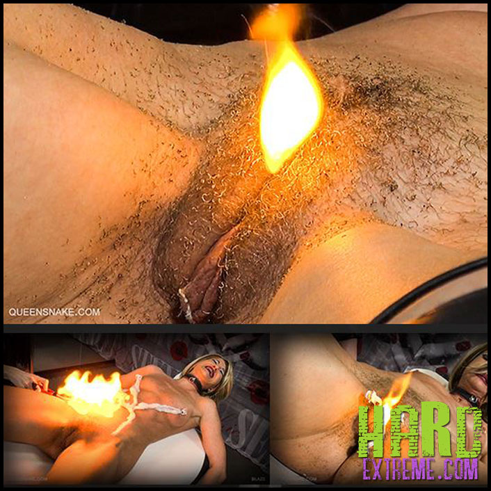 Queensnake - BLAZE - Full HD-1080p, queensnake.com, Nazryana, burning, flash-cotton, flash-string