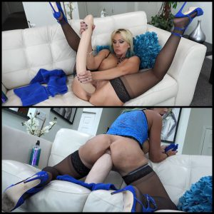 Release August 29, 2016 – What I Do When I'm Feeling Blue – Full HD-1080p, exreme fist, pussy fist, big dildo