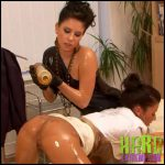 Release September 18, 2016 – The Sweetest Honey Massage Ever Given – Leony Aprill, Tea AllWam – HD, fetish, messy, Tea, WAM, wet