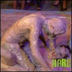 Release September 18, 2016 – Clowning Around In The Mud Pit AllWam – HD, fetish, messy, WAM, wet