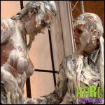 Release September 18, 2016 – The Clean Up – Christina Lee, Melissa Ria AllWam – HD, fetish, messy, WAM, wet