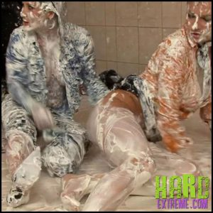 Release September 19, 2016 – The Full WaM Treatment – Anita Queen, Tatiana Milovani, Leny Wild AllWam – HD,  fetish, messy, WAM, wet